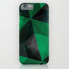 Shattered Green iPhone 6 Slim Case