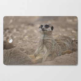 Meerkat Cutting Board