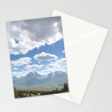 Canada, Rocky Mountains Stationery Cards