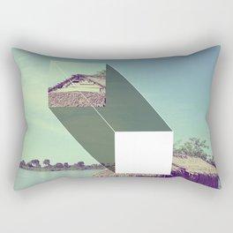Stitched Amazon Rectangular Pillow