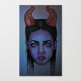 Dragon Tears Canvas Print