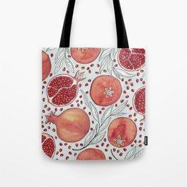 Old Pomegranates Tote Bag