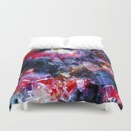 Smashed It Duvet Cover