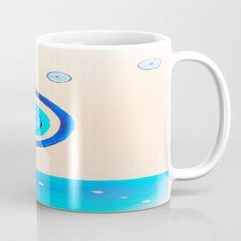 the ocean eye  2 Coffee Mug