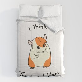 Cogito Ergo Ham Comforters