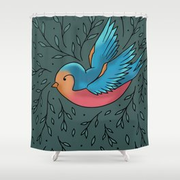 Fletcher Shower Curtain