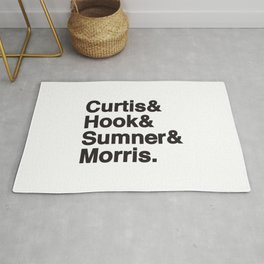 Surnames of the Joy Division musicians Rug