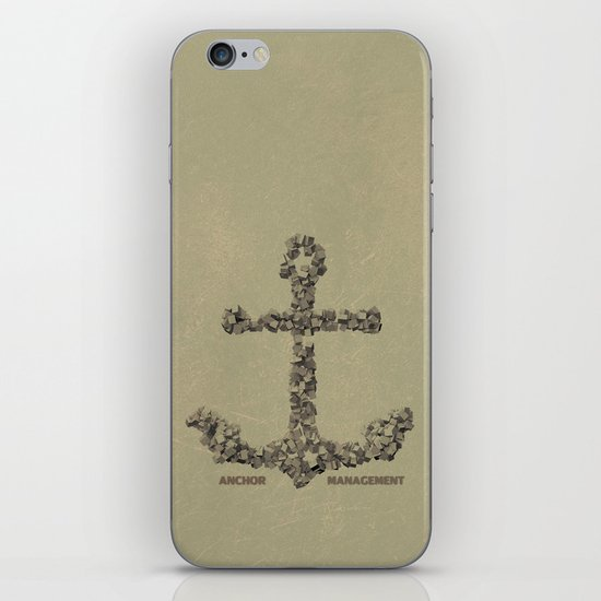 Anchor Management iPhone & iPod Skin