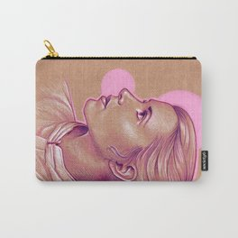 Pink Princess Leia Carry-All Pouch