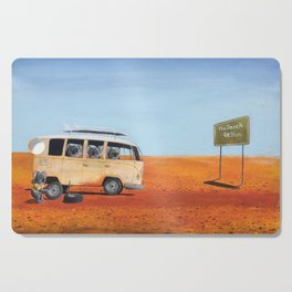 Going to the Beach Cutting Board