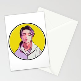 iKON Rainbow - Bobby Stationery Cards