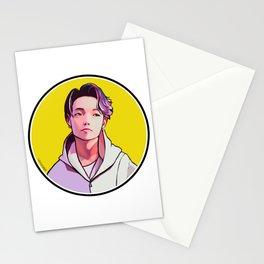 iKON Rainbow - Bobby Stationery Cards