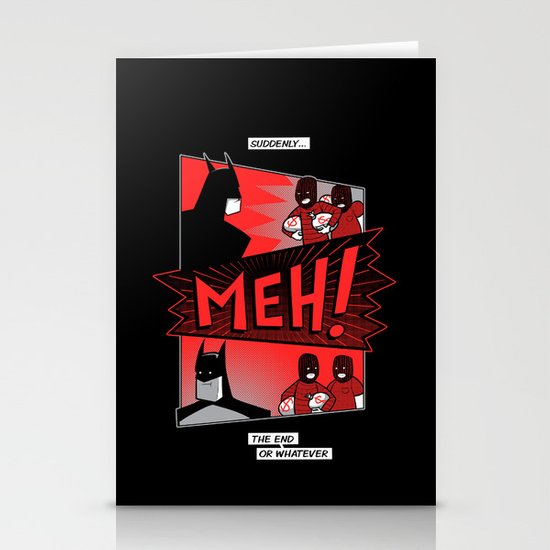 Batmeh Stationery Cards