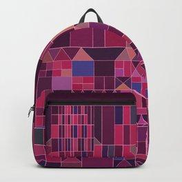 Paul Klee Inspired #2 Backpack
