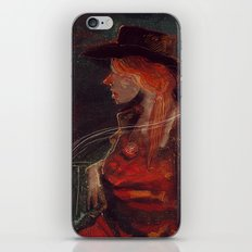 Whispers From Thin Air  iPhone & iPod Skin