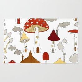 mushroom homes Rug