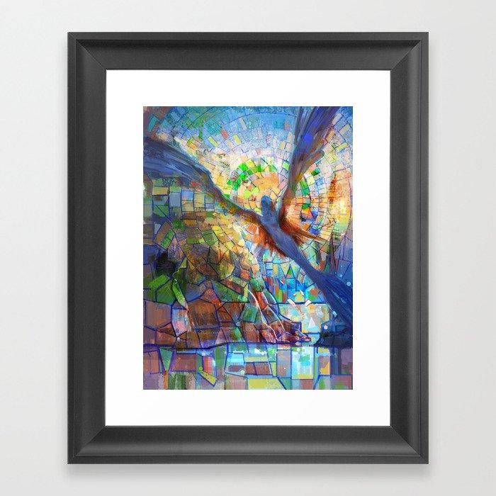 Embody Framed Art Print