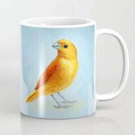 Wild Canary Coffee Mug