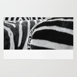 zebra 2 Rug