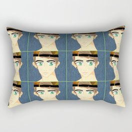 For the Love of Jaxon Rectangular Pillow