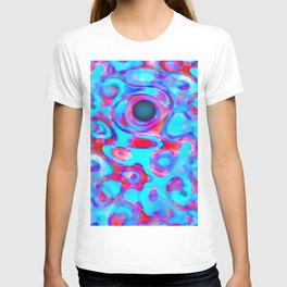 Hole in the pic T-shirt
