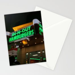 In-N-Out Stationery Cards