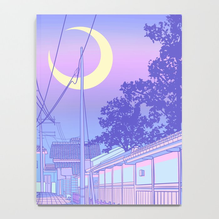 Kyoto Nights Notebook