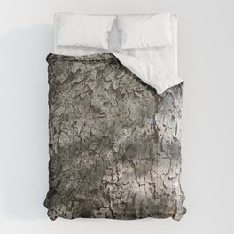 Sycamore Tree Bark Comforters