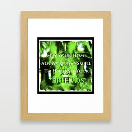 Luck of the Irish Framed Art Print