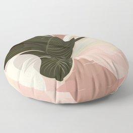 Nomade I. Illustration Floor Pillow
