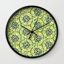 Kiwi Fruit Wall Clock