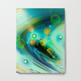 """Constellation 5"" Metal Print"