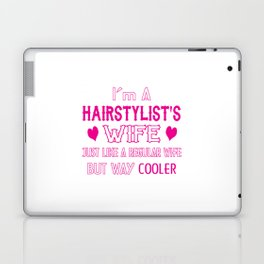 Hairstylist's Wife Laptop & iPad Skin