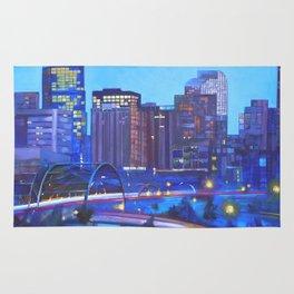 Denver Skyline Rug
