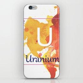 Elementals: Uranium iPhone Skin