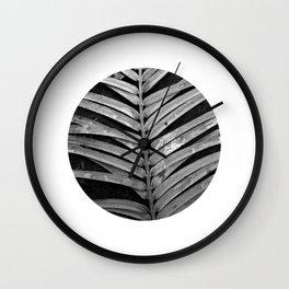 nature rib XI Wall Clock