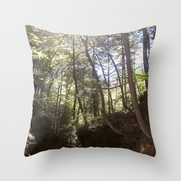 Mystical Magic of Trees pt.10 Throw Pillow