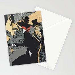 After Lautrec - Divan Japonais Stationery Cards