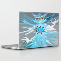 rare Laptop & iPad Skins featuring Rare Card by Gregree