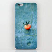 king iPhone & iPod Skins featuring king by Claudia Drossert