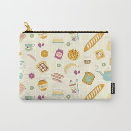 Who else loves breakfast? Carry-All Pouch