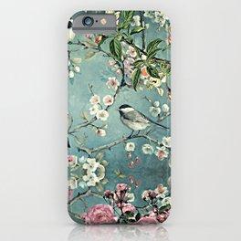 Oriental Garden iPhone Case