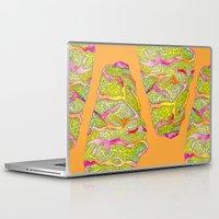 seashell Laptop & iPad Skins featuring Seashell by Lupimazz
