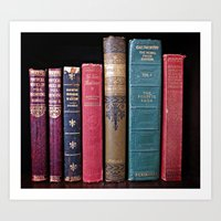 library Art Prints featuring library by Liudvika's Lens