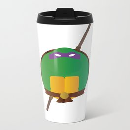 Donatello Metal Travel Mug