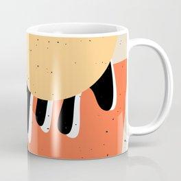 Stacking Shapes 02 Coffee Mug
