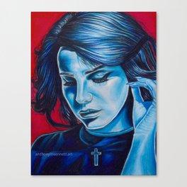 lana stargirl Canvas Print