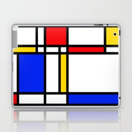 Mondrian Laptop & iPad Skin