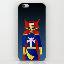 Doctor Strange iPhone Skin