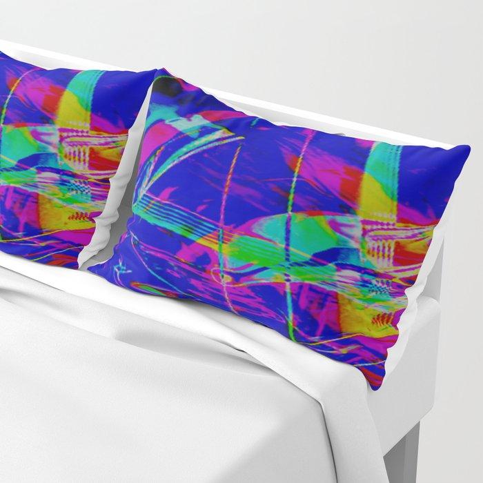 Vaporshape Pillow Sham